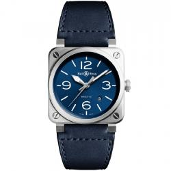 BELL & ROSS BR03-92 BLUE STEEL 42MM