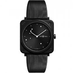 BELL & ROSS BR S BLACK DIAMOND EAGLE 39MM